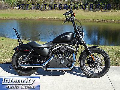 2013 Harley-Davidson Sportster  2013 Harley Davidson 883 Iron Only 2k Miles Super Cool Bike!!!!