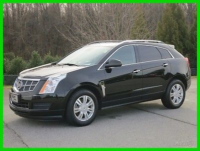 2011 Cadillac SRX Luxury Collection AWD/Bose/Ultraview Sunroof 2011 Luxury Collection AWD/Bose/Ultraview Sunroof Used 3L V6 24V Automatic AWD