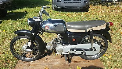 1966 Honda Other  1966 Honda S65, UNTOUCHED AND UNRESTORED !FREE SHIPPING!