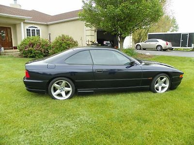 1997 BMW 8-Series 840ci 840ci with AC Schnitzer body kit