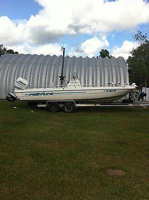 1997 230 Proline Boat, 0