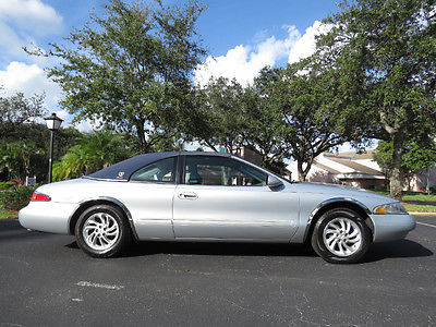 1998 Lincoln Mark Series Mark VIII OUTSTANDING 1998 Lincoln Mark VIII - Final year Mark with 77k miles