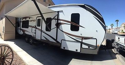 2016 Toyhauler Evergreen Amped 29FS! Like Brand New!