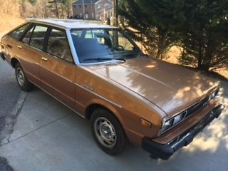 1980 Datsun Other 1980 Datsun 510 hatchback 5 door classic