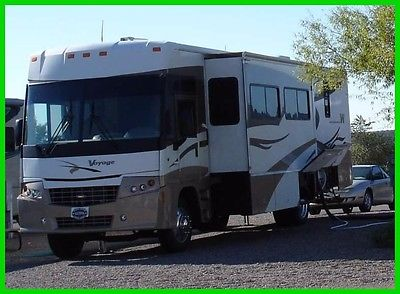 2008 Winnebago Voyage 35A 35'10 V10 Gasoline 3 Slides Backup Camera ARIZONA
