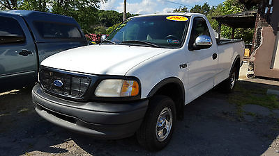 1997 Ford F-150 Base Standard Cab Pickup 2-Door 1997 Ford F-150 ONLY 48K!!!