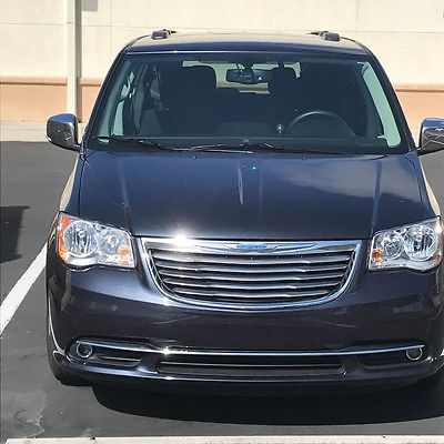 2014 Chrysler Town & Country 30th Anniversary 2014 chrysler town country