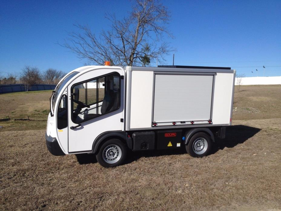 2013 Goupil G3 Box Truck *NEW* Low Speed Electric Vehicle Polaris GEM Car eL XD