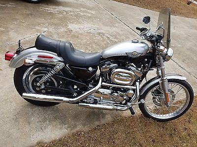 2003 Harley-Davidson XLH 1200 Custom  motorcycle