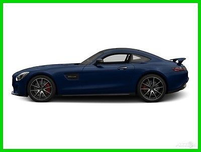 2017 Mercedes-Benz Other AMG GT AMG GT S Coupe 2017 AMG GT AMG GT S Coupe New Turbo 4L V8 32V Automatic RWD Coupe Premium