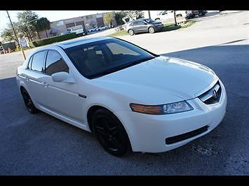 2006 Acura TL Base Sedan 4-Door 2006 Acura TL Base Sedan 4-Door 3.2L