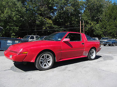 1987 Chrysler Other Base Hatchback 2-Door 1987 Chrysler Conquest Base Hatchback 2-Door 2.6L