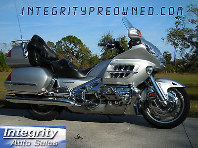 2005 Honda Gold Wing  2005 Honda Gold Wing Very Clean Bike 27k Miles