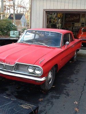 1962 Pontiac Tempest 2 Door 1962 Pontiac LeMans Tempst 2 Door