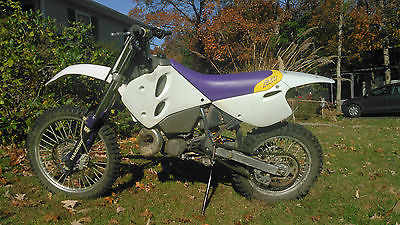 1995 KTM EXC  1995 KTM 250 EXC 2 stroke runs and looks great
