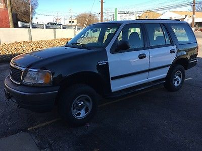 2000 Ford Expedition XLT 2000 Ford Expedition Police Pkg