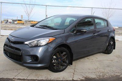 2016 Kia Forte SX 2016 Kia Forte SX Damaged Wrecked Repairable! Priced To Sell! Wont Last! L@@K!!