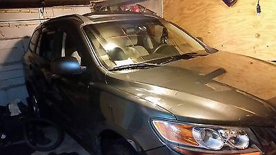 2010 Hyundai Santa Fe GLS hyundai santa fe 2010 gls 2.4l