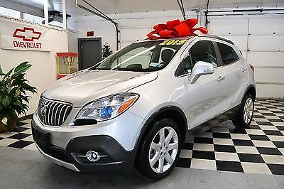 2015 Buick Encore BEST OFFER '15 Encore AWD GPS NAV Certified Rebuildable SUV Repairable Damaged Wrecked