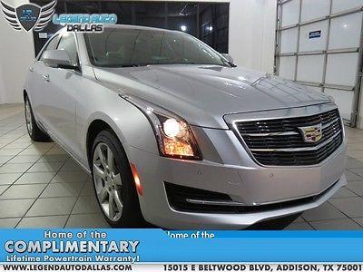 2015 Cadillac ATS Luxury AWD - NAV -SUNROOF -1 OWNER -BACK CAM 2015 Cadillac ATS Sedan
