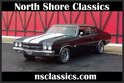 1970 Chevrolet Chevelle -SUPER SPORT 454-DOCUMENTED W/ BUILD SHEET-REAL NI 1970 Chevrolet Chevelle -SUPER SPORT 454-DOCUMENTED W/ BUILD SHEET-REAL NI
