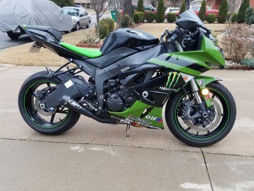 2009 Kawasaki Ninja  09 kawasaki zx6r