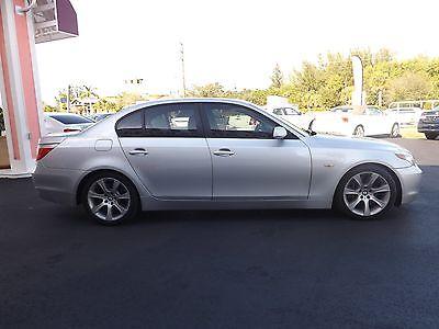 2004 BMW 5-Series  2004 Bmw 545I
