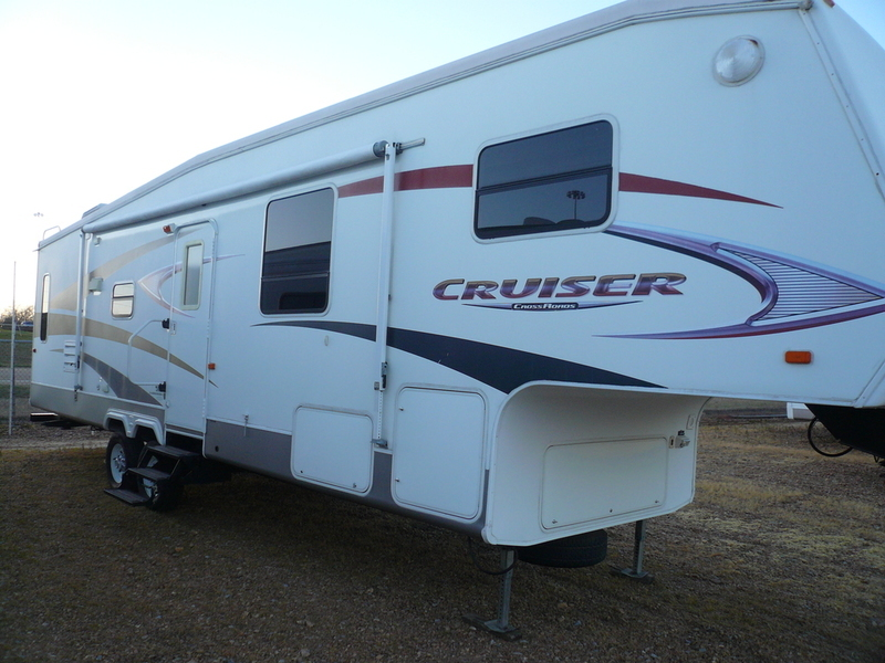 Crossroads Rv Cruiser 32BL