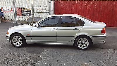 2001 BMW 3-Series  2001 BMW 325XI