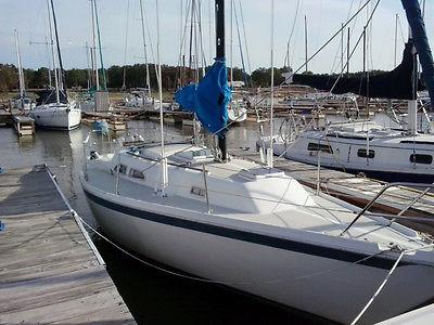 ERICSON 30+ sailboat