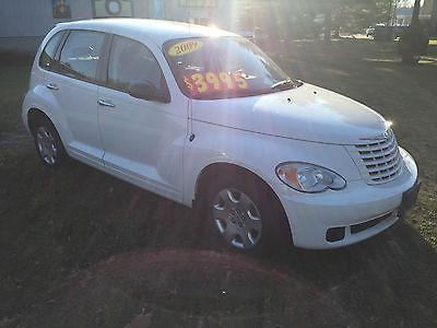 2009 Chrysler PT Cruiser LX Wagon 4-Door 2009 Chrysler PT Cruiser LX Wagon 4-Door 2.4L