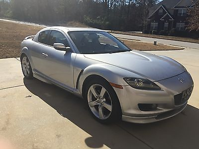 2004 Mazda RX-8 Base Coupe 4-Door 2004 Mazda RX-8 Base Coupe 4-Door 1.3L