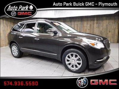 2014 Buick Enclave Premium Group 2014 Buick Enclave Premium Group 70670 Miles Mocha Bronze Metallic 4D Sport Util
