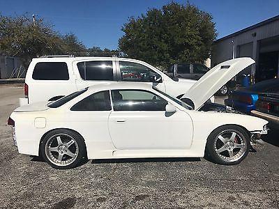 1995 Nissan 240SX SE Coupe 2-Door 1995 Nissan 240sx SR20DET Turbo Heavily Modified AEM