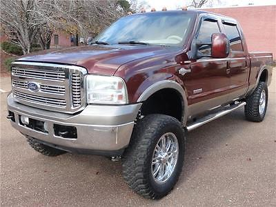 2006 Ford F-250 King Ranch HEATED LEATHER SEATS Tow Command KEYLESS ENTRY 20