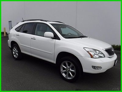 2009 Lexus RX 350 2009 350 Used Certified 3.5L V6 24V Automatic AWD SUV Premium
