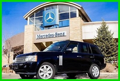 2007 Land Rover Range Rover 2007 Land Rover Range Rover HSE 2007 HSE Used 4.4L V8 32V Automatic 4WD SUV Premium