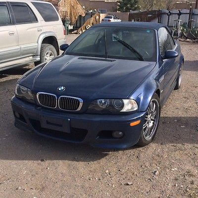 2003 BMW M3 2003 BMW M3 Convertible - Engine Knocks