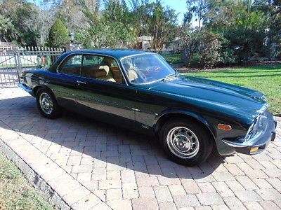 1977 Jaguar XJ6 C Coupe 2-Door 1977 Jaguar XJ6 C Coupe 2-Door 4.2L
