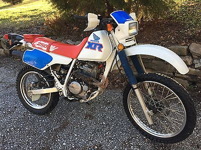 1991 Honda XR  1991 HONDA XR250L IN EXCELLENT CONDITION!