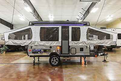 New 2017 Model 228BHSE Sports Enthusiast Pop-Up Camping Trailer Never Used