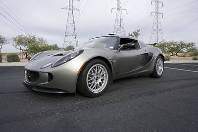2007 Lotus Exige S 2007 2008 2009 Lotus Exige S BBS Wheels