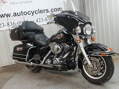 2007 Harley-Davidson Touring 2007 HARLEY DAVIDSON ELECTRA GLIDE ULTRA CLASSIC FLHTCU