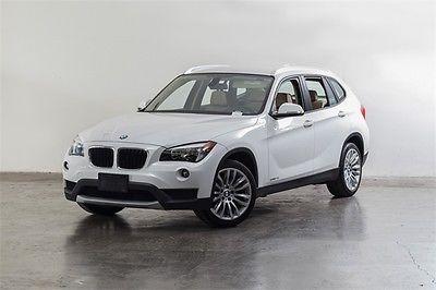 2014 BMW X1 sDrive28i 2014 BMW X1 sDrive28i 22521 Miles White 4D Sport Utility 2.0L 4-Cylinder DOHC 16