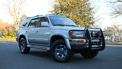 1998 Toyota 4Runner Limited 97-2002 1998 Toyota 4runner Limited 4WD Low miles Rust free Very Clean Rare