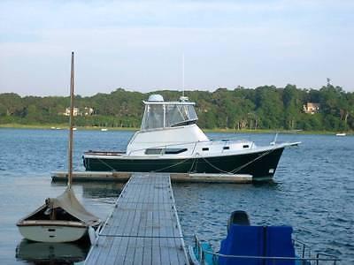 33' Nauset Bridge Deck Cruiser
