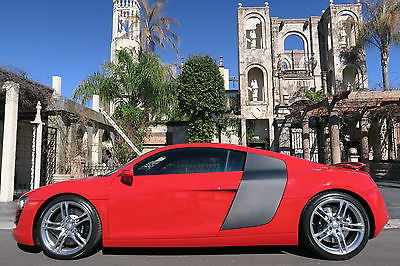 2009 Audi R8 PREM PKG.,NAV.REAR-VIEW,LOW MILES,FRESH SERVICE!!! WE FINANCE/LEASE,TRADES WELCOME,EXTENDED WARRANTIES AVAILABLE,CALL 713-789-0000
