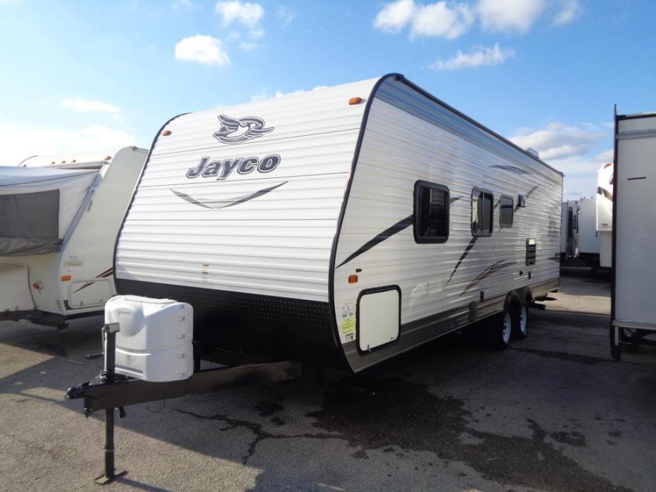 Jayco Jay Flight 264 BHW