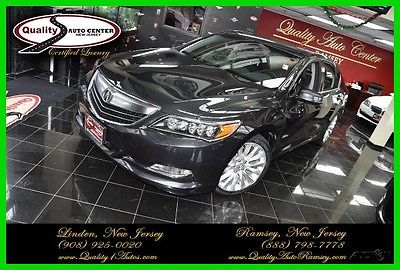 2014 Acura RL w/Technology Package 2014 w/Technology Package Used 3.5L V6 24V Automatic FWD Sedan Premium