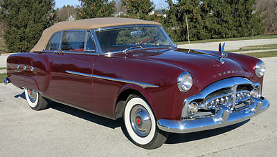 1951 Packard 250 1951 Packard 250 Convertible